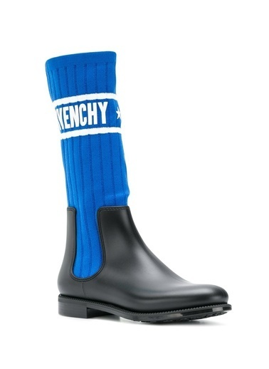 Givenchy Çizme Mavi